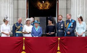 בני משפחת המלוכה הבריטית (צילום: GettyImages - chris jackson)