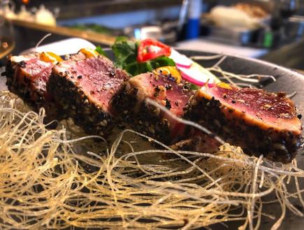 בשר צרוב האותנטית החדשה מסעדה באר שבע