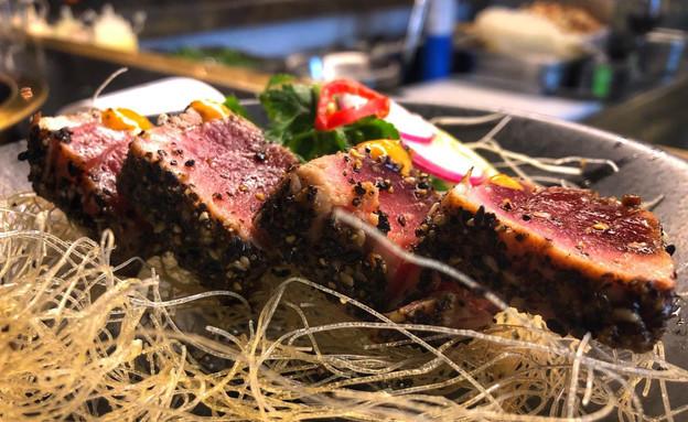 בשר צרוב האותנטית החדשה מסעדה באר שבע (צילום: אריאל גמון, יחסי ציבור)