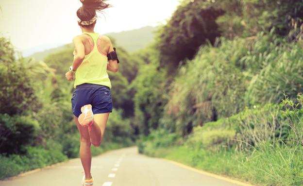 אתלטית (צילום: lzf | Shutterstock)