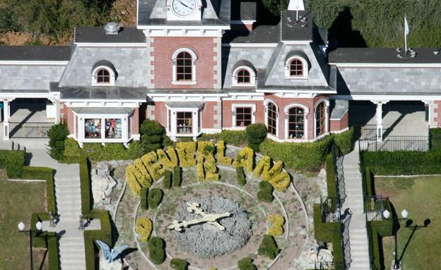 אחוזת נוורלנד (צילום: spalsh news)