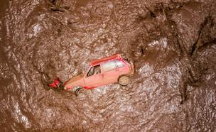 אסון הסכר שקרס בברזיל  (צילום: Fernanda LigabueGreenpeace)