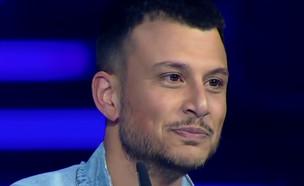 """אסי עזר (צילום: מתוך """"הכוכב הבא לאירוויזיון 2019"""", שידורי קשת)"""
