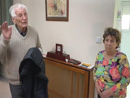 הזוג ברוך על החשוד: אין סיכוי שהוא עשה א (צילום: החדשות)