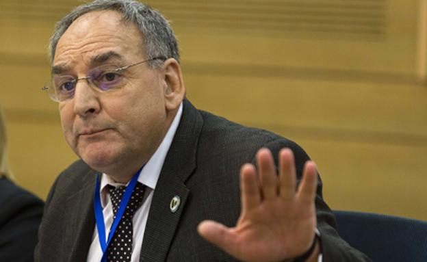 מנהל הדסה, זאב רוטשטיין (צילום: פלאש 90, חדשות)