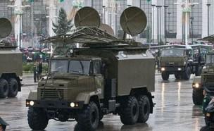 מערכת אוקראינית לאיתור מטרות (צילום: defenseworld@Twitter)