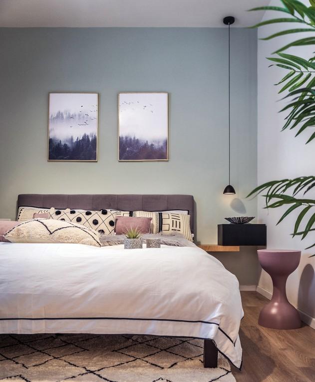 דירה בהרצליה, עיצוב אורלי גונן שטיינגרט