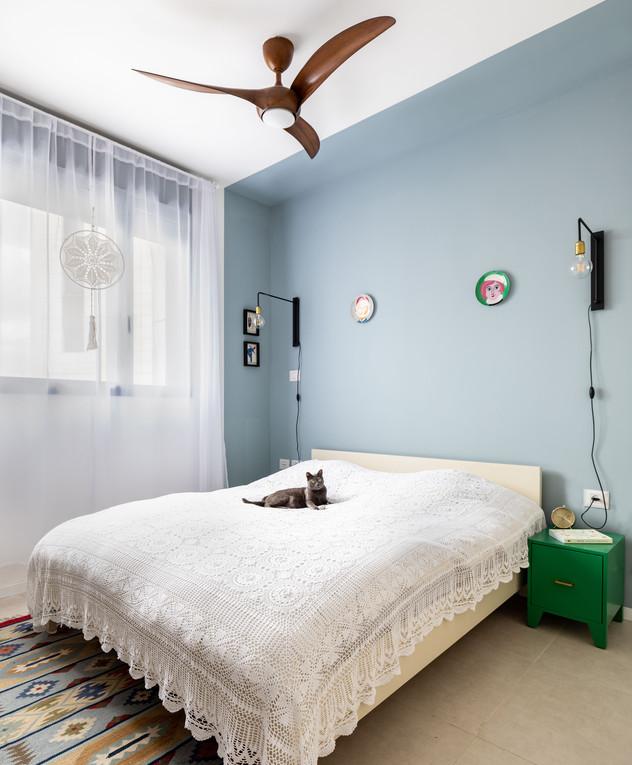 דירה בתל אביב, עיצוב סטודיו דירתי-לי