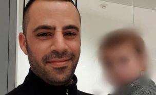 האבידה נמצאה, מנהל המשמרת והתינוקת (צילום: דוברות רכבת ישראל, חדשות)
