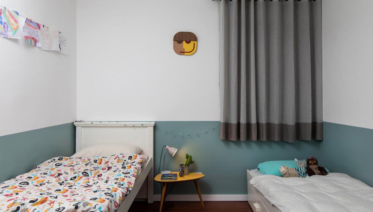 דירה בנווה אביבים, עיצוב איתי ולי-רן גדרון - 27