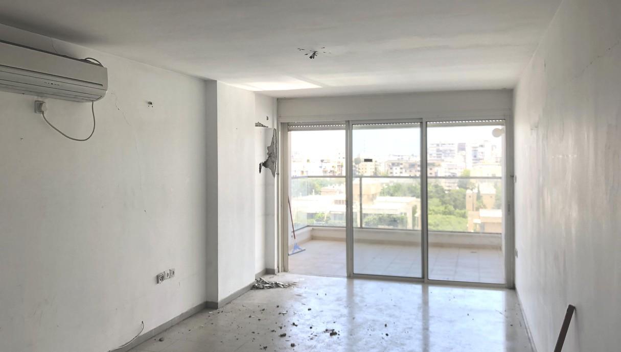 דירה בנווה אביבים, לפני השיפוץ, עיצוב איתי ולי-רן גדרון -2