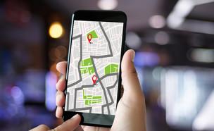 ניווט ב-GPS (צילום: one photo, ShutterStock)