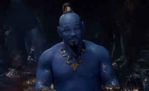 אלאדין (צילום: מתוך הטיזר; יוטיוב - Walt Disney Studios)