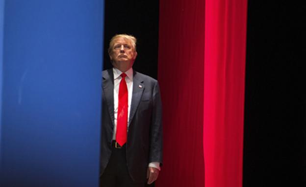 בדרך להשבתה נוספת? טראמפ (צילום: רויטרס, חדשות)