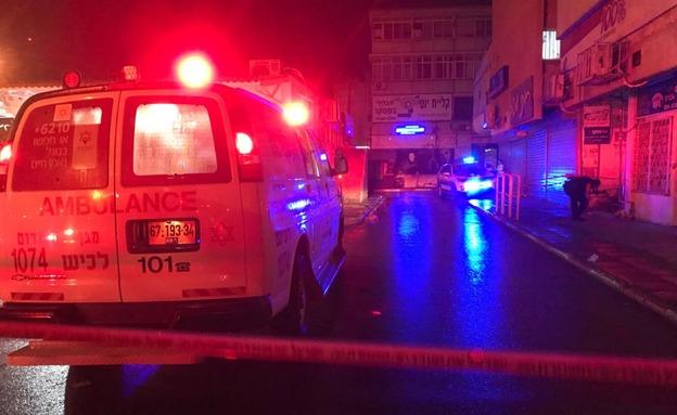 אמבולנס, ארכיון (צילום: דוברות המשטרה, חדשות)
