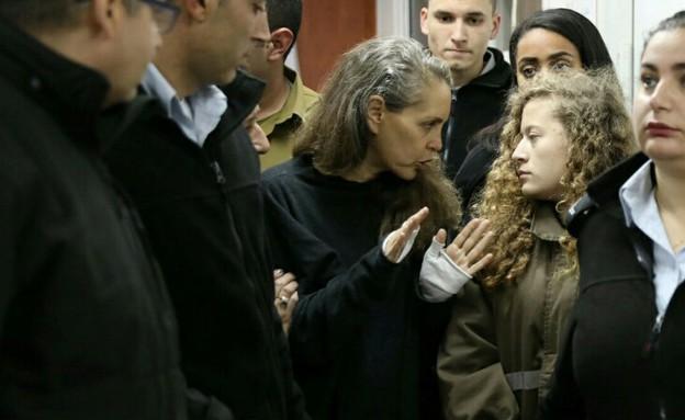 עהד תמימי וגבי לסקי במשפט (צילום: אורן זיו, אקטיב סטילס)