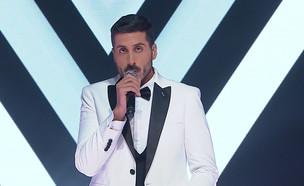 """קובי מרימי – """"Always"""" (צילום: מתוך """"הכוכב הבא לאירוויזיון 2019"""", שידורי קשת)"""