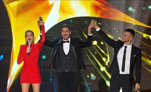 """קבלו אותו: קובי מרימי הוא הנציג שלנו לאירוויזיון 2 (צילום: מתוך """"הכוכב הבא לאירוויזיון 2019"""", שידורי קשת)"""