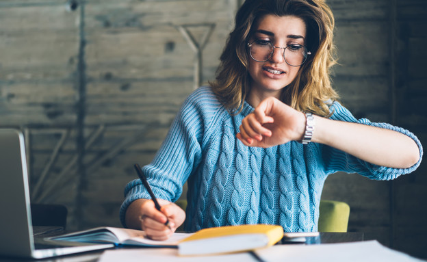 איך להתגבר על פרפקציוניזם בעבודה (צילום: kateafter | Shutterstock.com )