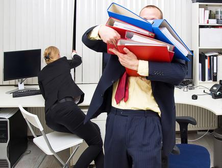 איך להתגבר על פרפקציוניזם בעבודה