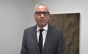 אמיר חייק, נשיא התאחדות המלונות (צילום: החדשות)