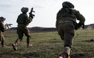 """לוחם נפצע בינוני בתאונת אימונים (צילום: דו""""צ, חדשות)"""