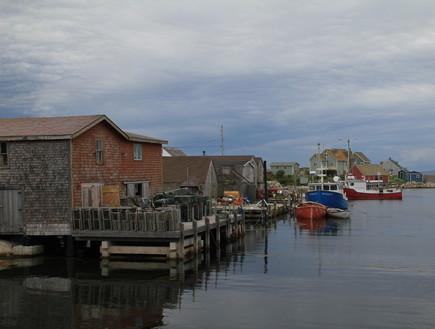 Nova Scotia - Near Peggis Cove