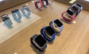 Apple Watch בחנות (צילום: ינון בן שושן, NEXTER)