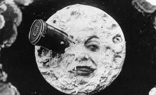 המסע אל הירח (צילום: Georges Méliès)