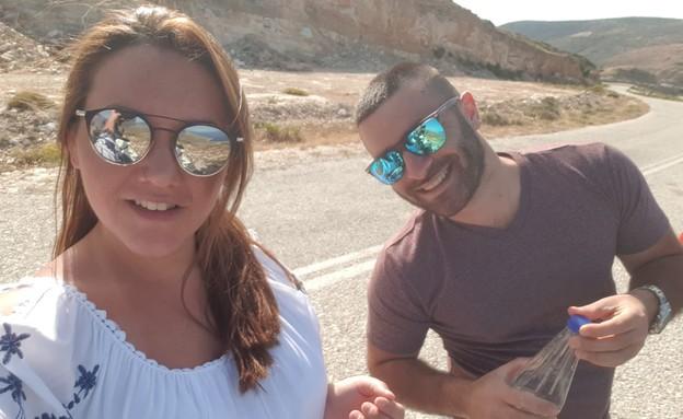 הזוג שהכיר בבית החייל ומתחתן