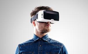 משקפי VR (צילום:  Halfpoint, ShutterStock)