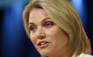 נאוארט המועמדת של טראמפ - פרשה (צילום: AP, חדשות)