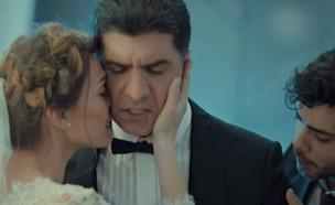 """פרסום ראשון: """"הכלה מאיסטנבול"""" בגרסה ישראלית (צילום: ערב טוב עם גיא פינס, שידורי קשת)"""