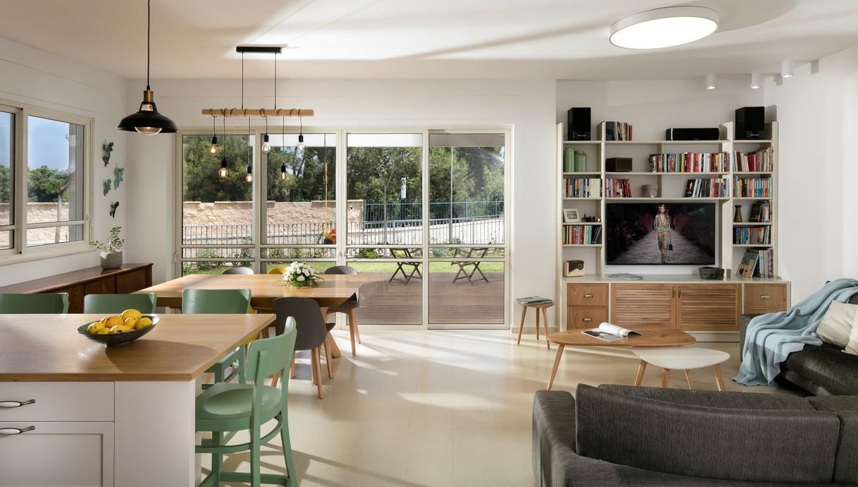 בית בקיבוץ בשרון, עיצוב גל פלורסהיים