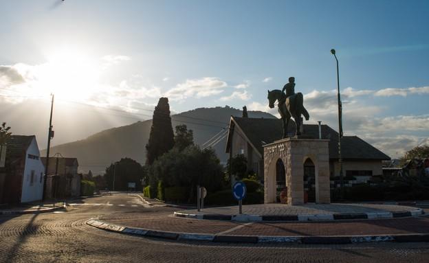 מרכז כפר תבור (צילום: לימור הולץ)