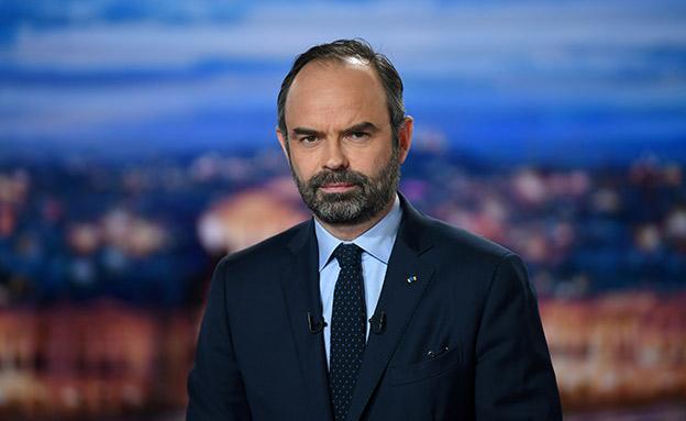 אדואר פיליפ, ראש ממשלת צרפת (צילום: רויטרס, חדשות)