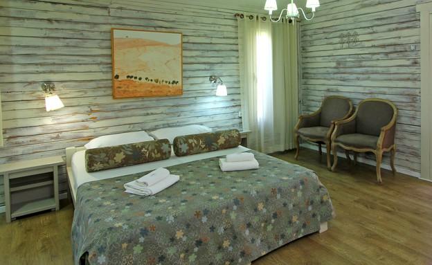 החדר (צילום: סשה אלכוב)