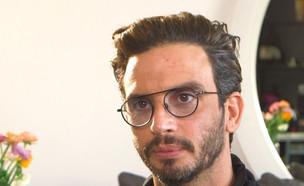 """מושיק גלאמין בראיון ל""""אנשים"""" (צילום: מתוך """"אנשים"""", קשת 12)"""