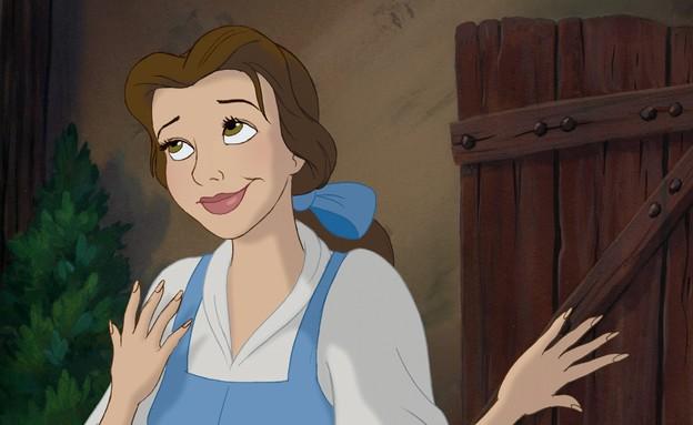 בלקרדיט- היפה והחיה (צילום: The Walt Disney Company באדיבות YES)