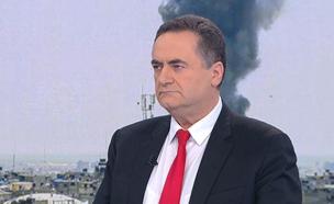 """שגרירת ארה""""ב נגד ישראל כ""""ץ (צילום: החדשות)"""