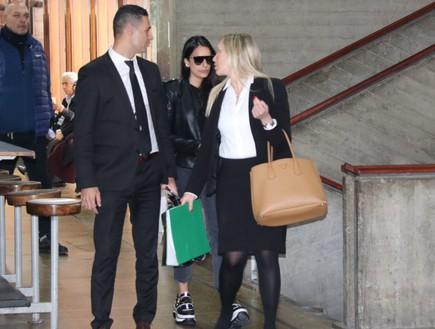 אורטל עמר בבית המשפט בתל אביב