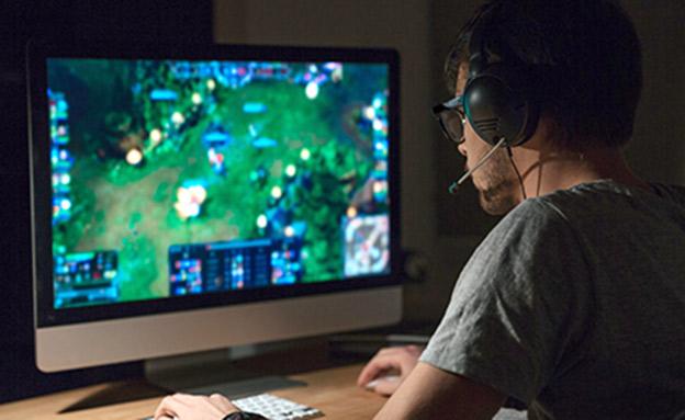 משחקים אלימים לא גורמים לאלימות צעירים (צילום: 123RF, חדשות)
