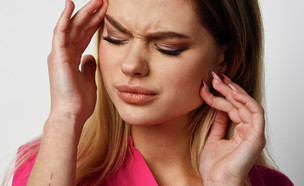 כאב ראש (צילום:  ViChizh, shutterstock)