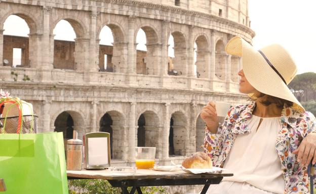 קפה ברומא (צילום: shutterstock By WineDonuts)