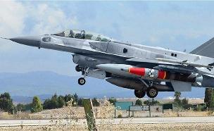 משוגר ממטוסי קרב, טיל ה-ROCKS (צילום: דוברות רפאל, חדשות)