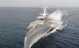 צייד הים (צילום: Warthog Defense@YouTube)