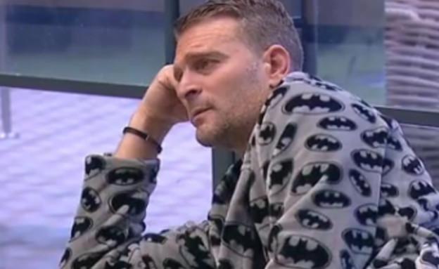 לירן שטראובר, האח הגדול VIP (צילום: צילום מסך מתוך רשת 13)