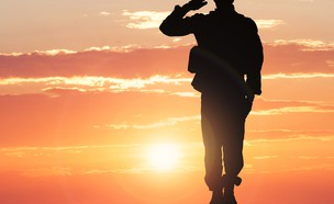 חייל (צילום: shutterstock)