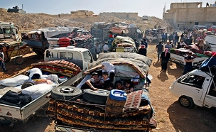סוריה. תחילת הסוף? (צילום: AP, חדשות)