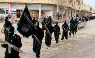 """המסר של דאע""""ש לקומנדו הבריטי (צילום: AP, חדשות)"""
